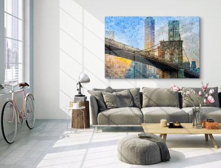 espacio vital acrilico mosaico
