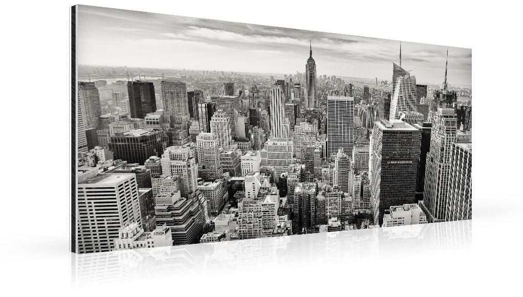 foto en aluminio panorama top