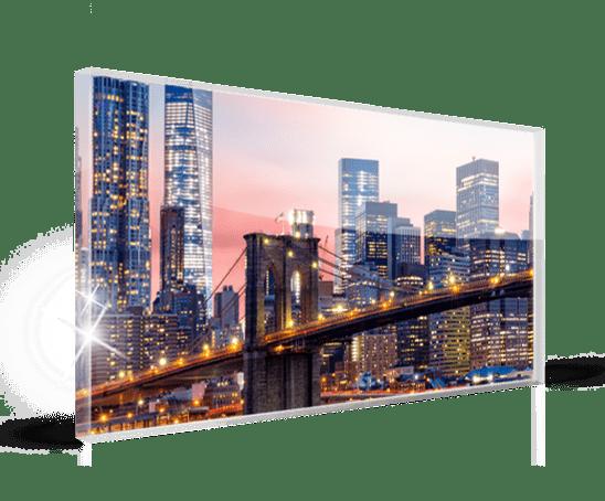 landing foto metacrilato panoramica ejemplo puente ciudad