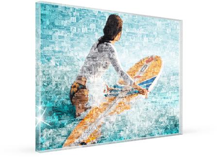 mosaico fotos producto
