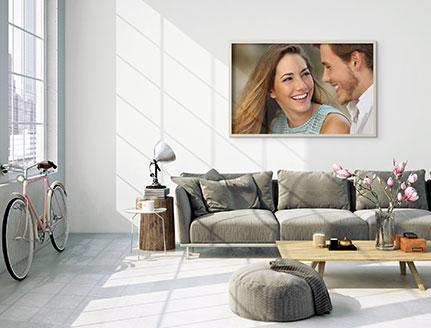 salon poster ejemplo pareja